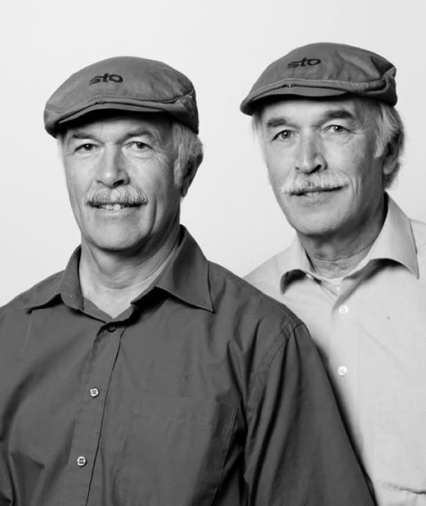 François Brunelle, fotógrafo, canadiense, gemelos, parecidos