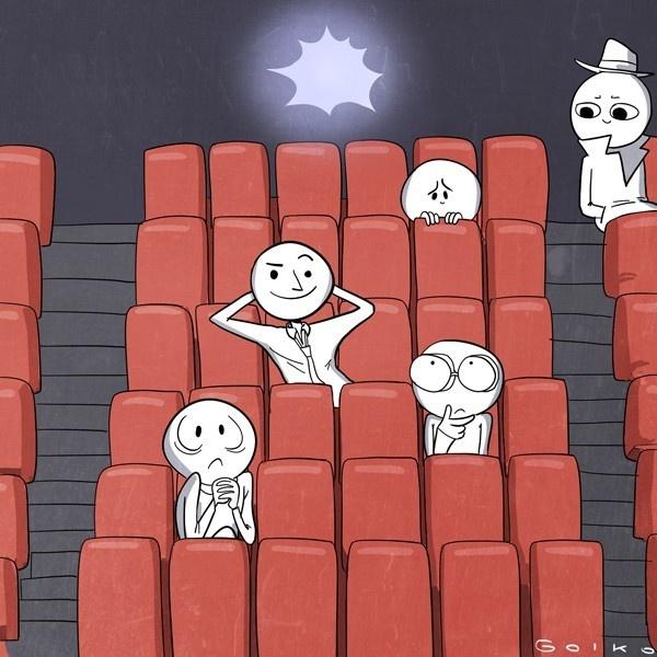 cine, psicología, ciencia, gestos, lenguaje corporal, subconsciente, inconsciente