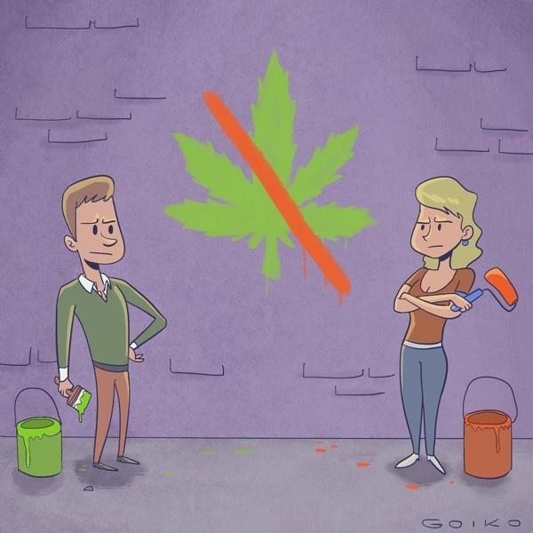 Despenalizar, marihuana, legalizar, Chile, pro, contra, debate, consumo