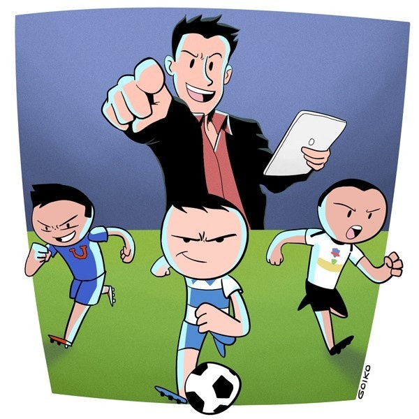 SuperDT, juego, fútbol, equipo, formar, director técnico, DT