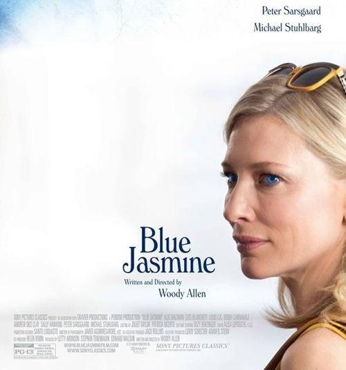 Blue Jasmin, película, estreno, concurso, El Definido