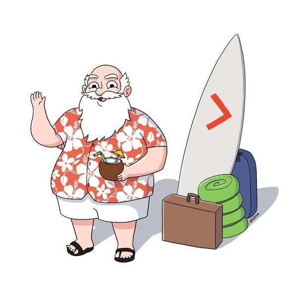 navidad, regalos, Viejito Pascuero, Papá Noel, Santa Claus, pascua