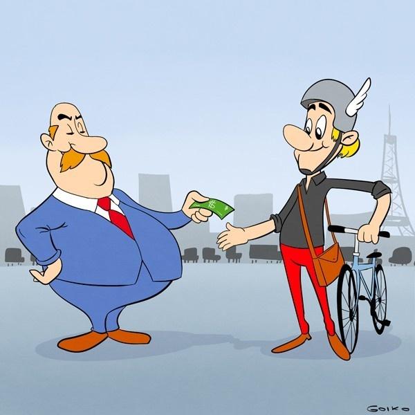 Bicicletas, Francia, ciclovías, política pública, bono, trabajadores