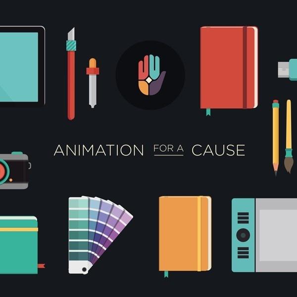 Animación, Video, ONG, Animation for a Cause, Diseño, Arte