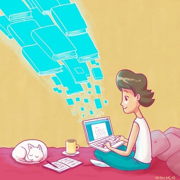 Autoedición, libros, online, ebooks, Lulu, Amazon, consejos