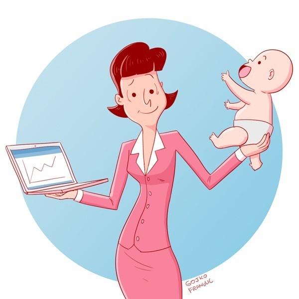 familia, paternidad, trabajo, flexibilidad, laboral, empleados, hijos, padres, crianza
