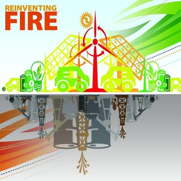 ecología, medio ambiente, sustentabilidad, negocios, empresas, Reinventing Fire, Amory Lovins