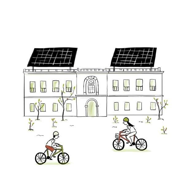 sustentabilidad, ecología, medio ambiente, campus, universidades, estudiantes, RSU