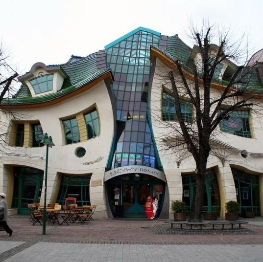 arquitectura edificios, construcciones, viviendas, diseño, arquitectura orgánica, deconstructivismo, Gaudi, Senosiain