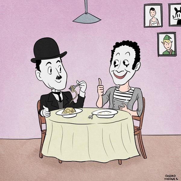 eat, greenpoint, nicholas nauman, silent meals, comidas en silencio, nueva york