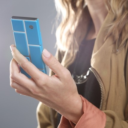 Projecto Ara, celular modular, Google, 2014, avances, características