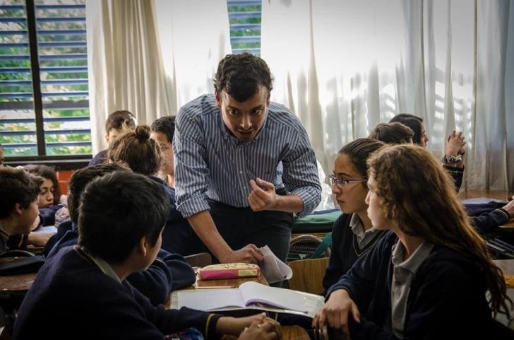 Actitud Lab, educación, sala, innovación, Sebastián Errázuriz