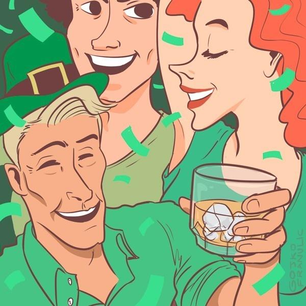 Irlanda, San Patricio, fiesta, origen, celebración, whiskey