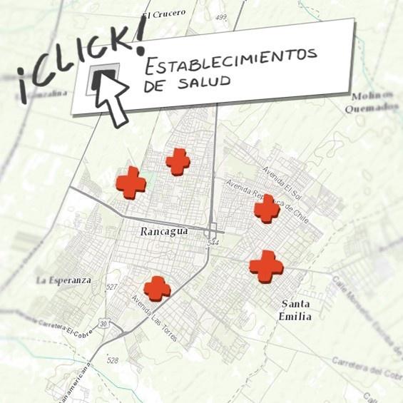 mapa, georreferencia, Estado, información, IDE