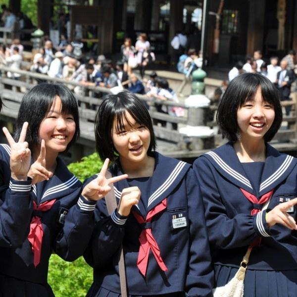 Escolares, uniformes, mundo, curiosidades