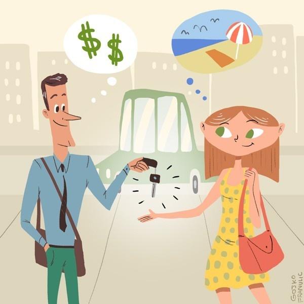 auto, movilización, arriendo, rent a car, arriendas.cl, ahorro, transporte