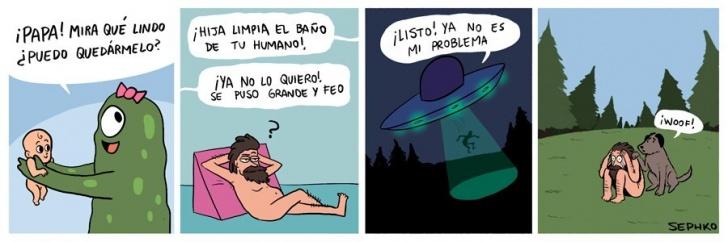 Humanos, Animales, Mascotas, Abandono, Extraterrestres,