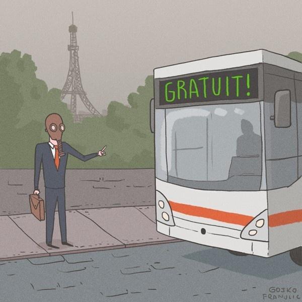 Francia, transporte, medio ambiente, contaminación, medidas