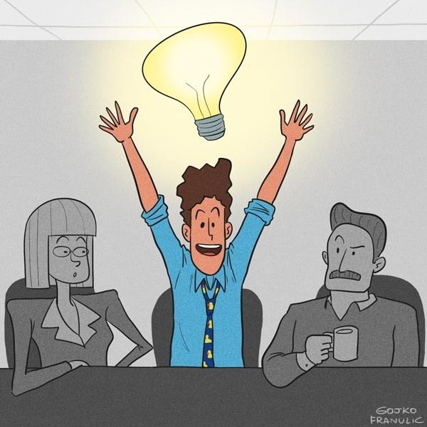 Creatividad, trabajo, características, fomento