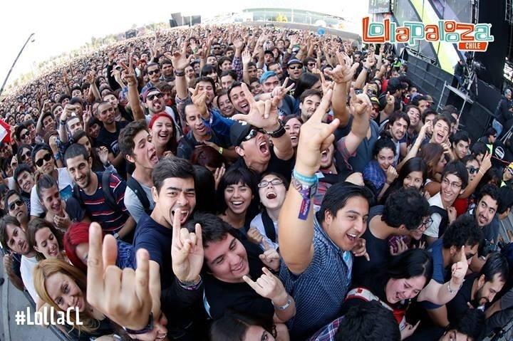 Lollapalooza, festival, música, concierto, diversidad, evento