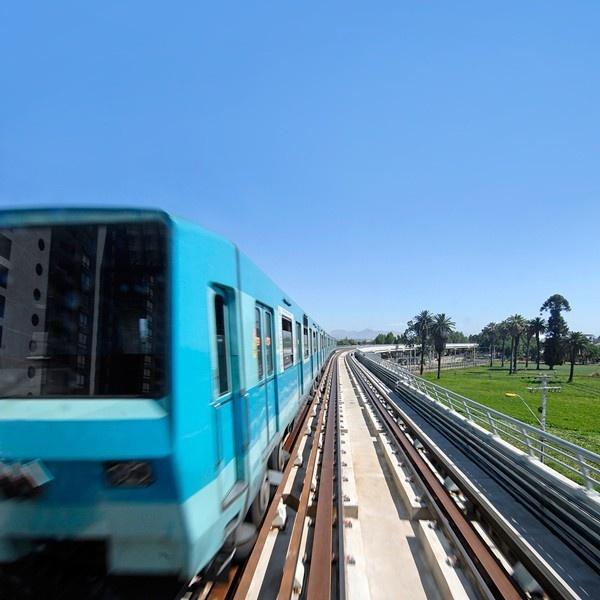 metro, Santiago, transporte, calidad, servicio