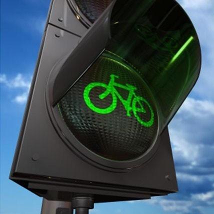 Bicicletas, ciudades, amigables, ejemplos, medidas, fomento