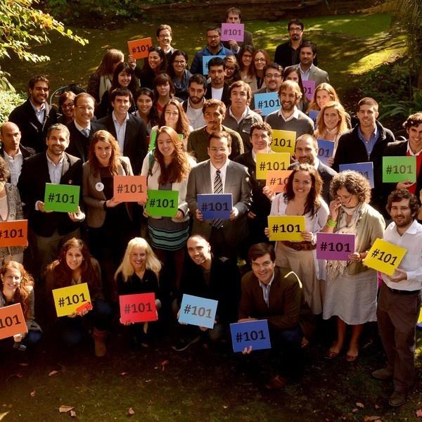 101 Soluciones, emprendimiento social, organizaciones, banco de ideas, ministerio de Economía, agenda país, propuestas