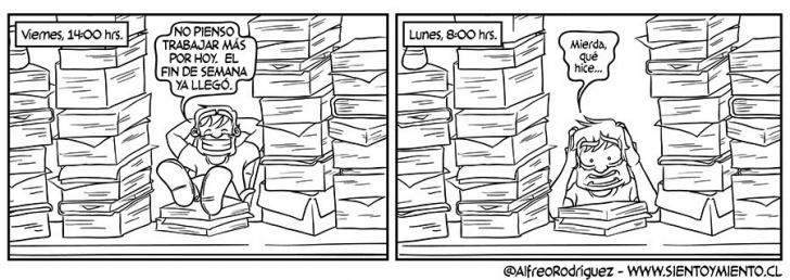 trabajo, oficina, pega, carga, esfuerzo