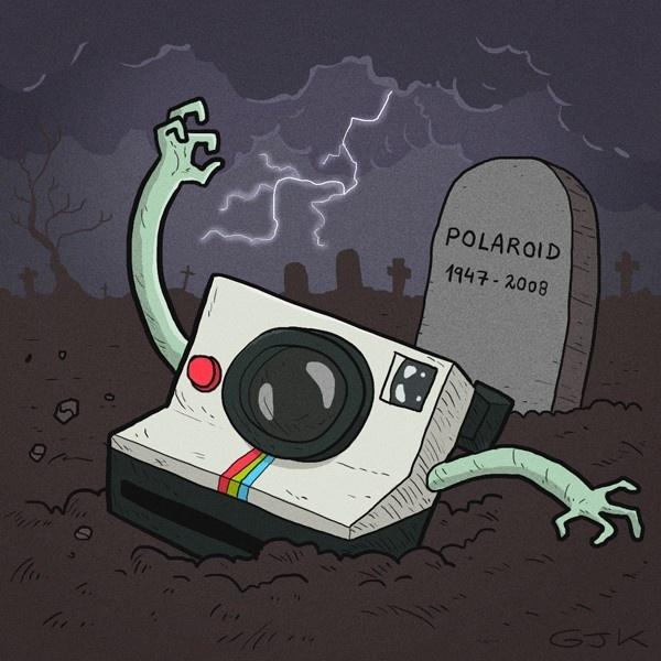 Polaroid, cámara fotográfica, marca, permanencia, reinvención, fotos