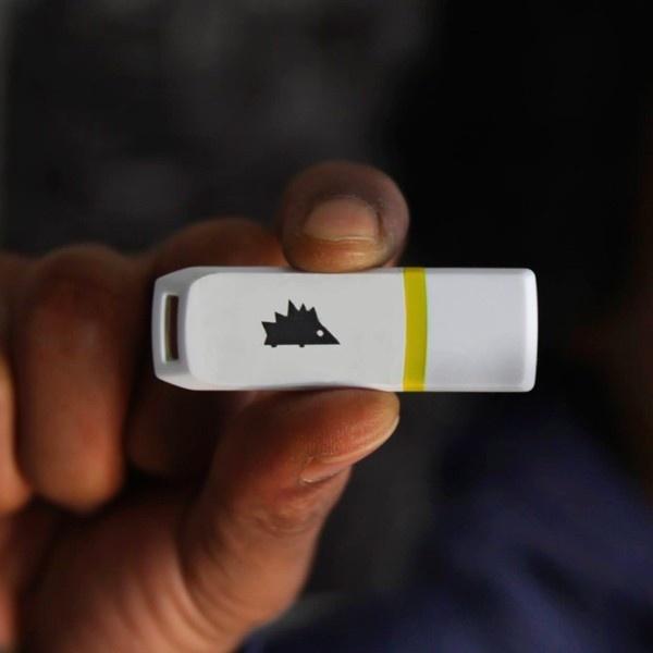 keepod, pendrive, brecha, tecnología, kenia, computadores, acceso, internet, usb