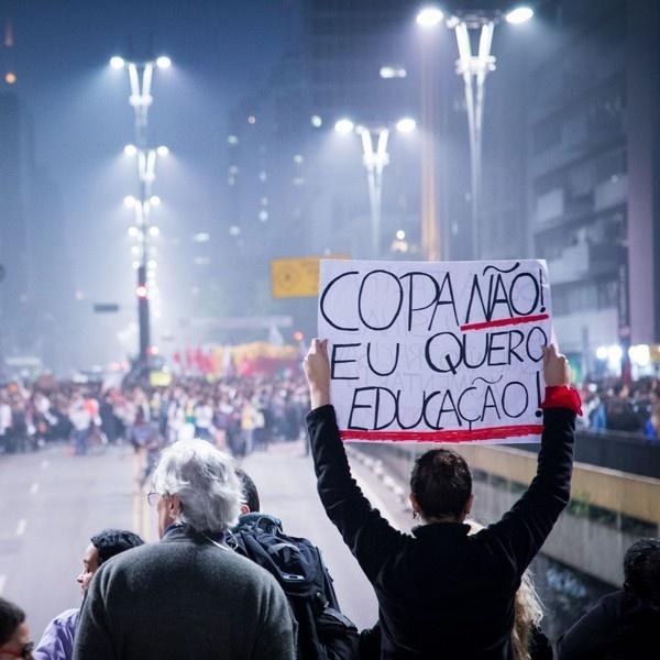 brasil, mundial de fútbol, copa del mundo, protestas, política, transporte, dilma, manifestaciones, descontento