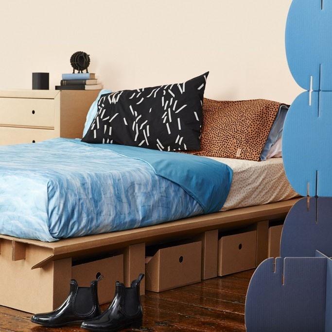 carton, diseño, muebles, juguetes, ecológico
