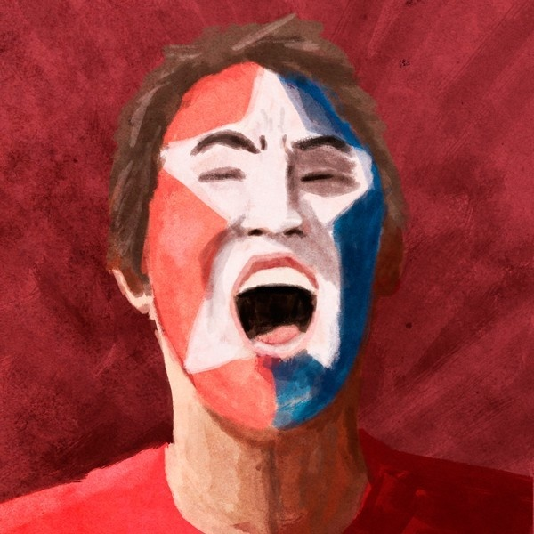 fútbol, Chile, Mundial, deportes, espíritu, emociones, motivación