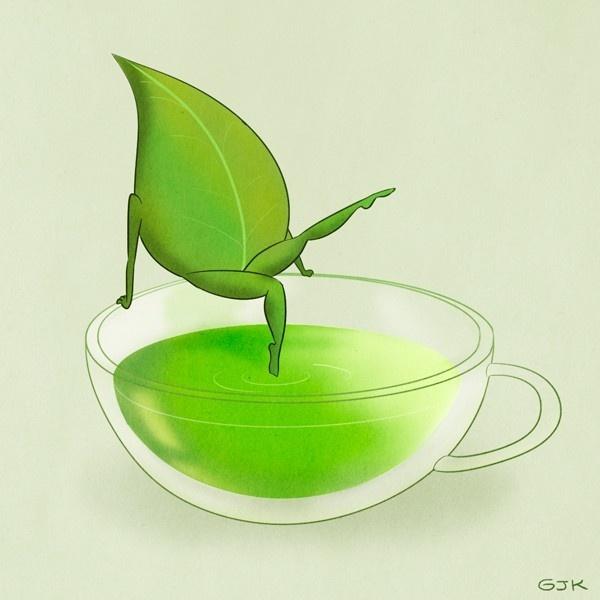 té verde, miguel ortiz, adelgazar, mate, dietas, nutrición
