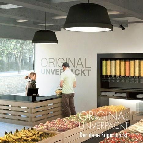 Original Unverpakt, sin envase original, berlín, supermercados, plástico, ecología, reciclaje
