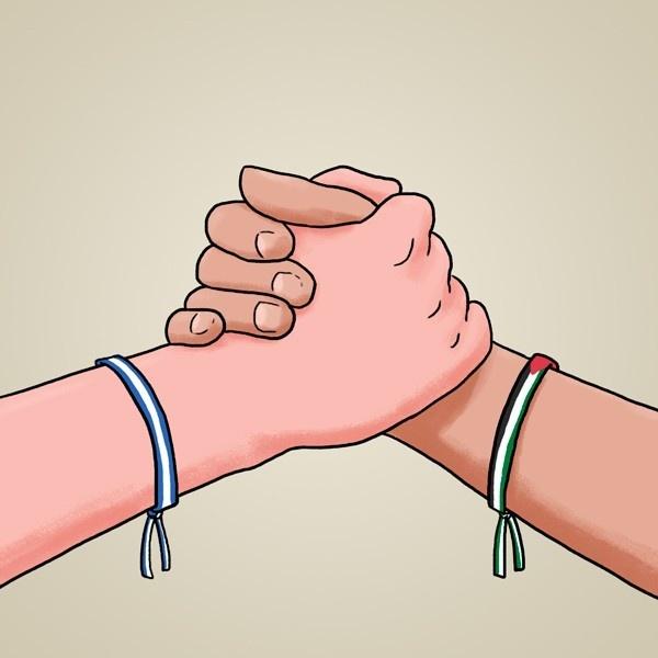 gaza, palestina, isreael, árabe, judío, conflicto, guerra, meet, coexist, Yala Young Leaders, amal