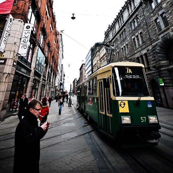 Helsinki, sistema transporte público, aplicación, planificar, integración, buses, taxis, bicicletas, auto, medio ambiente