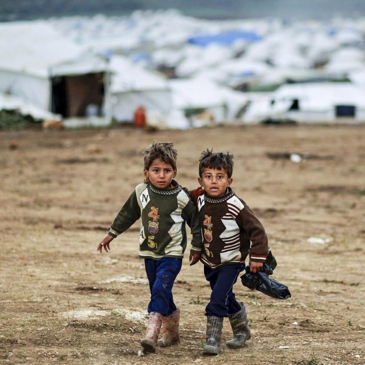 siria, gaza, palestina, israel, desastres, humanitarios, unicef, socialab, mac glovinsky, guerra, niños