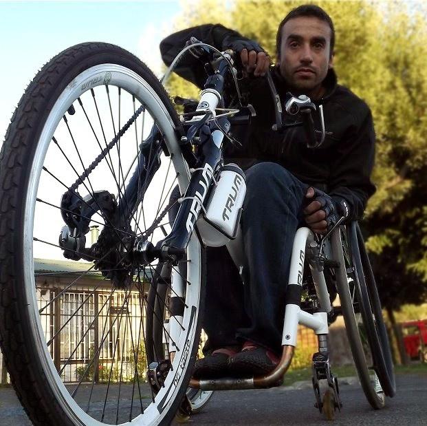 discapcidad, bicicleta, handcycle, rehabilitación, emprendimiento, responsabilidad social