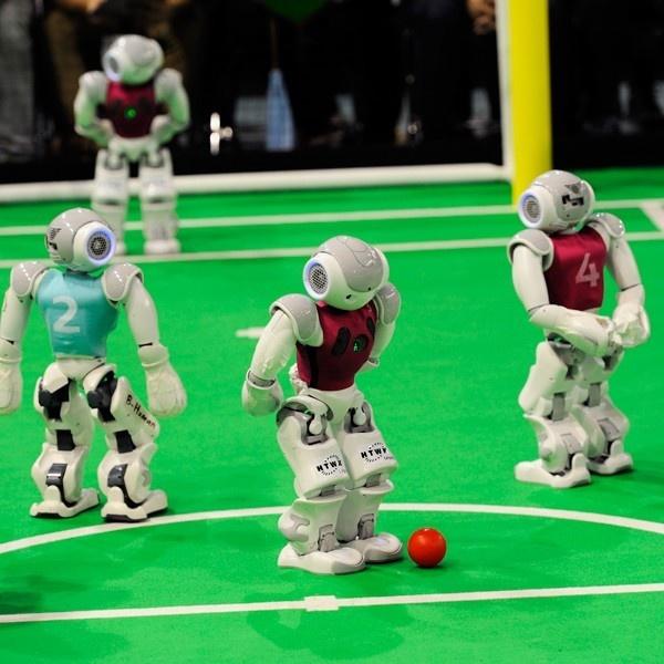 robocup 2014, robots, androides, fútbol, humanoides, mundial