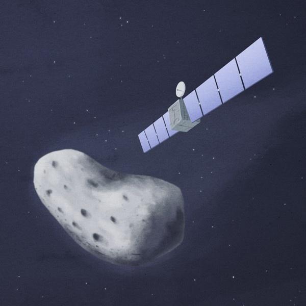espacio, cometa, sonda, rosetta, astronomía, universo, sistema solar, ciencia