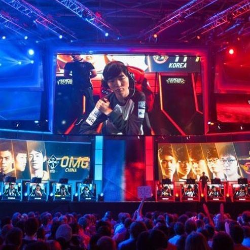 deportes, videojuegos, eSports, juegos, tecnología, competencias, League of Legends, Starcraft, FIFA, DOTA