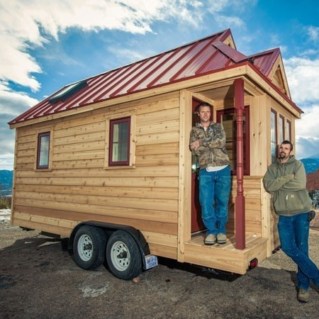casas, sustentabilidad, tiny houses, movimiento, estados unidos, Jay Shafer, arquitectura