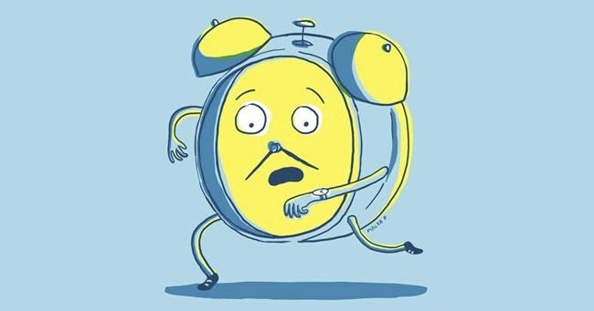 impuntualidad, llegar tarde, hábitos de personas puntuales