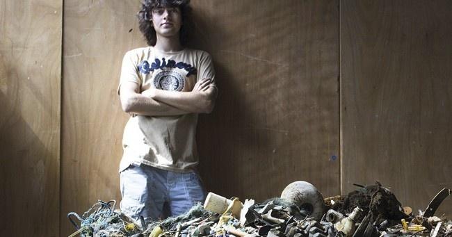 contaminación, océanos, mar, plástico, reciclaje, Boyan Slat, The Ocean Cleanup