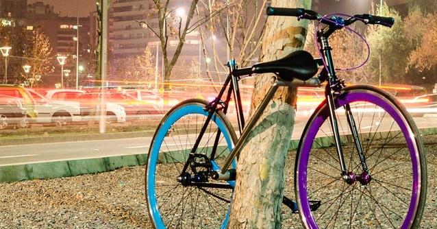 Bicicleta, YERKA, inrobable, seguridad, candado, calle, ladrones