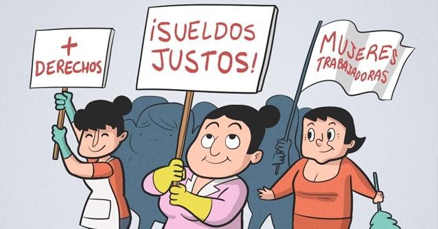 Empleadas domésticas, OIT, derechos, condiciones laborales, avances, américa latina, mundo