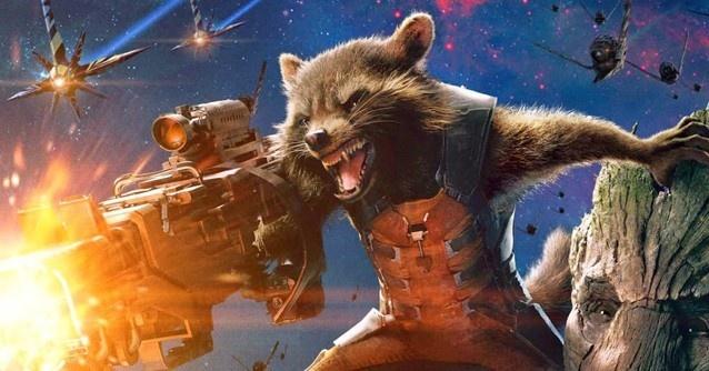 cómic, mapache, guardianes de la galaxia, rocket racoon, marvel,