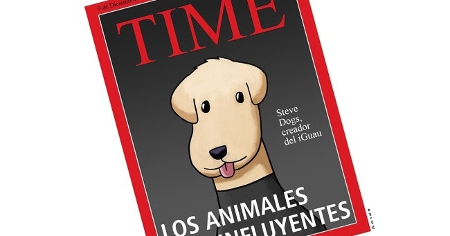 animales más influyentes, revista time, sunny, bo, casa blanca, obama, olinguito, crumpy cat, chris p. bacon, bowser, K-9 Comfort Dogs, cigarras, panda cam, rupee