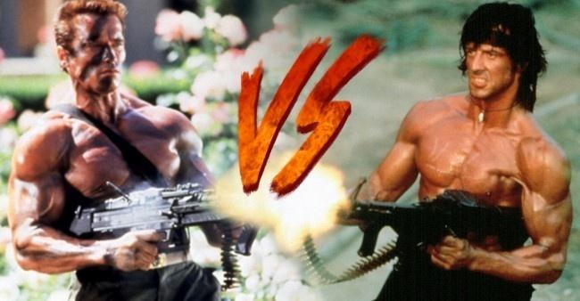 hermes el sabio, crítica, flims, películas, Schwarzenegge, stallone, rocky